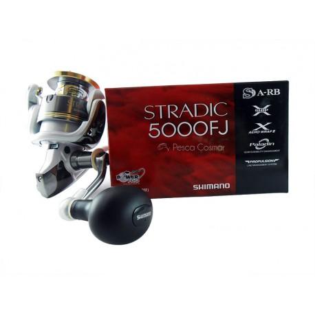 Shimano Stradic 5000 FJ