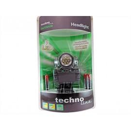 Linterna Frontal Techno Line