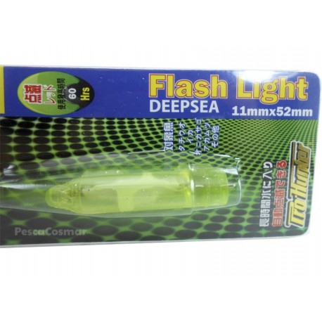 Luz Pesca Fondo Flash Fight Deep Sea