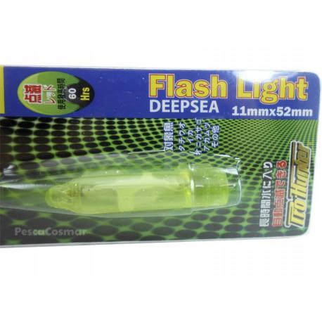 Luz Pesca Fondo Flash Fight Deep Sea
