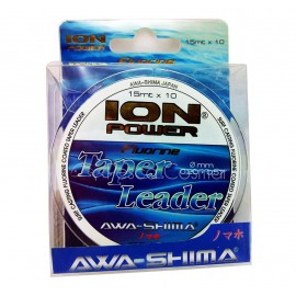 Cola de Rata Ion Power Taper Leader Fluorine