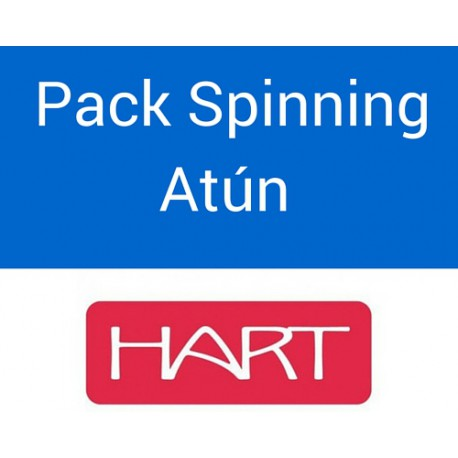 Pack Spinning Atún