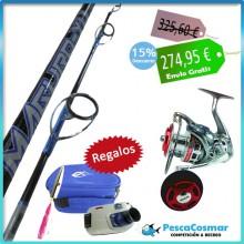 Equipo Pesca Jigging Potente