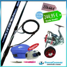 Equipo Pesca Jigging XS 6500