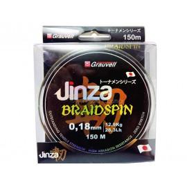 Trenzado Grauvell Jinza BraidSpin
