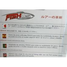 Fishus Naoki EEL Floating 11 cm