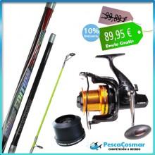 Equipo Pesca Surf Edition 2