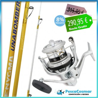 Equipo Pesca Unabomber Ultegra