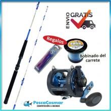Equipo de Pesca Curricán XRT