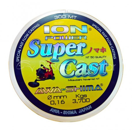 ION POWER SUPERCAST