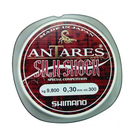 Shimano Antares Silk Shock