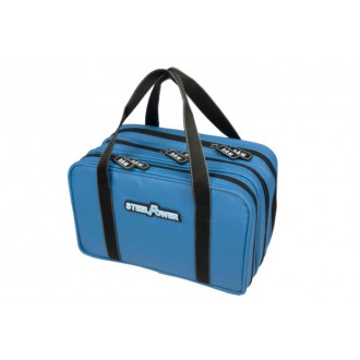 Bolsa Señuelos Steelpower Blue Water Repellent