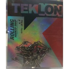 Emerillon Teklon Rolling C/ Imperdible