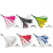 Williamson Flash Feather Rigged