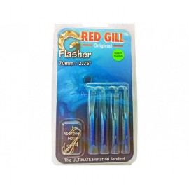 Red Gill Original Flasher Zomm 70 mm