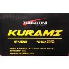 Carrete Tubertini Kurami 9000
