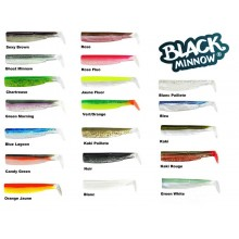 Black Minnow - Cuerpos