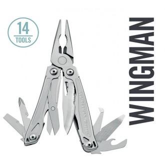 Leatherman Wingman con funda de Nylon