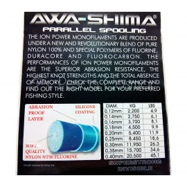 Awa-Shima Ion Power Fluoro Surf