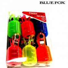 Protector Multicolor Blue Fox