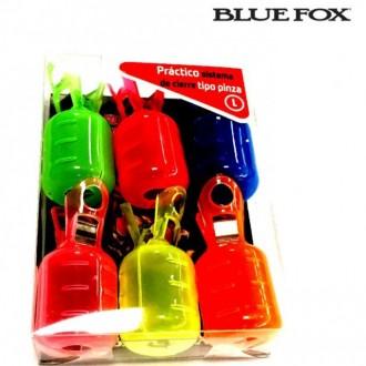 Protector Multicolor Blue Fox