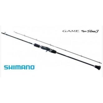 Caña Shimano Game Type Slow Jigging B683
