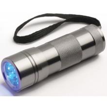 Linterna UV 444 12LEDS