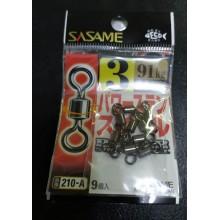 Torniquetes Sasame 210-A nº 6