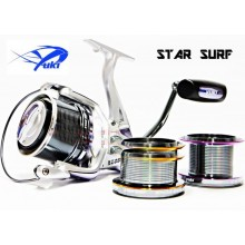 Carrete Yuki Star Surf