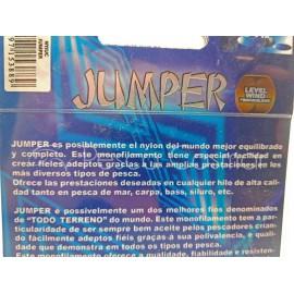 Nylon Yuki Jumper Cristal