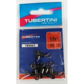 Torniquete Triple Tubertini TB6001