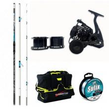 Pack Surfcasting Tubertini Black Fin SRF