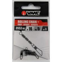 Emerillón VMC Chaine+Grapa X3