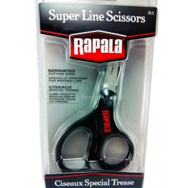 Tijeras Rapala Super Line Scissors