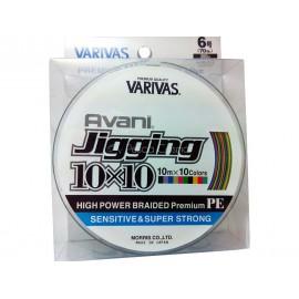 Trenzado Varivas Avani Jigging