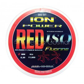 Awa-shima Ion Power Red Iso