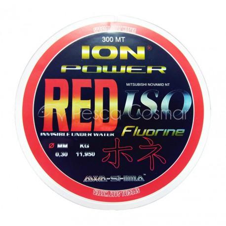 Awa-shima Ion Power Red Iso