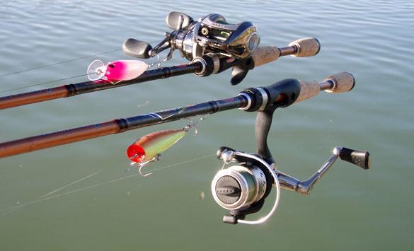 Equipo y Señuelos para Pesca a Spinning - 85154f54e8c