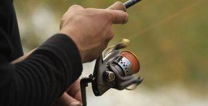 evitar enredos en el hilo de pesca